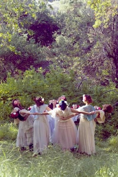 Goddesses of Spring