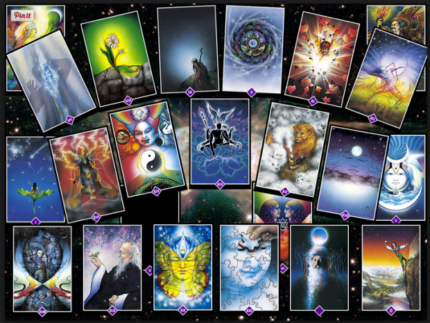 The Osho Zen Tarot